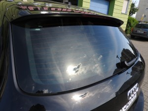 Audi Q5 - Przyciemnianie Szyb