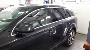 Audi Q7 - Przyciemnianie Szyb