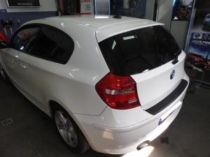 BMW 1 - Przyciemnianie Szyb