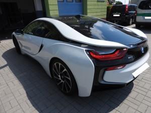 BMW I8 - Przyciemnianie Szyb
