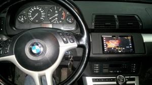BMW X5 - Pioneer