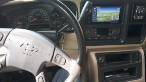 Chevrolet Suburban - GMS 6315