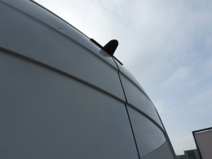 Dedykowana kamera tył Mercedes Sprinter