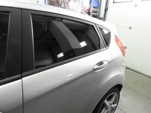 Ford Fiesta - Przyciemnianie Szyb