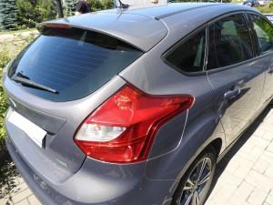 Ford Focus - Przyciemnianie Szyb