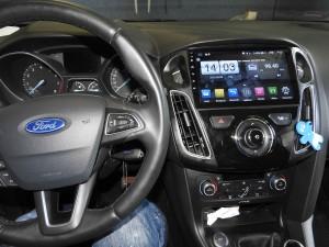 Ford Focus 2017 - GMS 9980 Navix