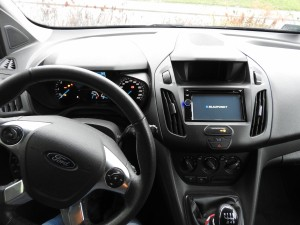 Ford Tourneo - Blaupunkt Hannover 570DAB