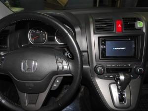 Honda CRV - Blaupunkt Hannover 570 DAB