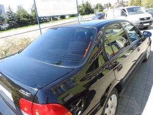 Honda Civic - Przyciemnianie Szyb