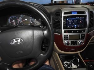 Hyundai Santa Fe - GMS 7701 Evolution