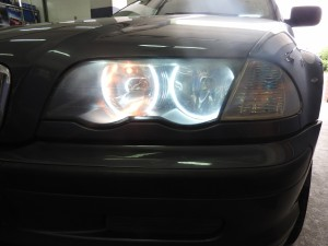 BMW E46 - Instalacja O-ringów