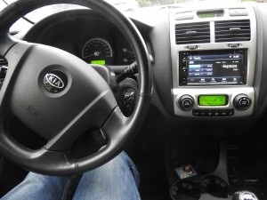 Kia Sportage - GMS 6618