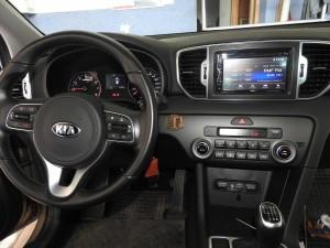 Kia Sportage - GMS 6707