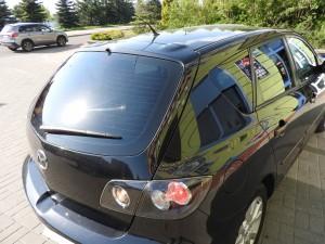 Mazda 3 - Przyciemnianie Szyb
