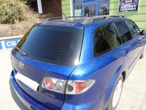 Mazda 6 - Przyciemnianie Szyb