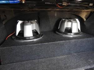 VW Passat - montaż zabudowy