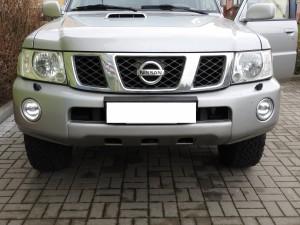 Nissan Patrol - Einparts Duolight DRL