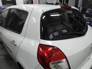 Renault Clio - Przyciemnianie Szyb
