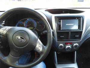 Subaru Forester - Blaupunkt Hannover 570DAB