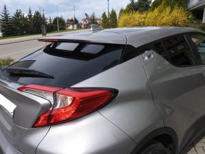 Toyota C-HR - Przyciemnianie Szyb