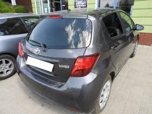 Toyota Yaris - Przyciemnianie Szyb