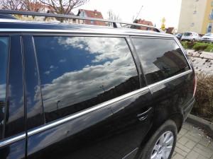 VW Passat Kombi - Przyciemnianie Szyb