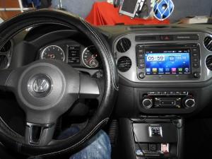 VW Tiguan - American Legend AMC 906