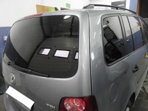 VW Touran - Przyciemnianie Szyb