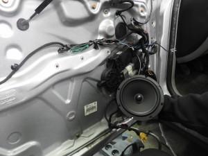 VW Passat B5 - Wymiana głośników na zestaw Focal 16,5cm